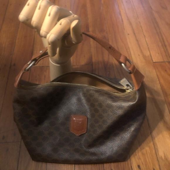 Celine Handbags - Authentic vintage Celine mini handbag